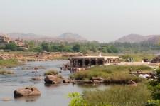 Fluß Tungabhadra