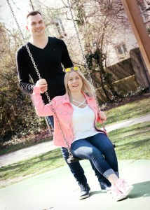Love,Schaukel,Fotoshooting,Couple