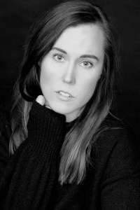 Portrait, schwarz-weiß