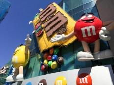 M&M Store Las Vegas, 2015