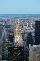 Chrysler Building, New York, 2016