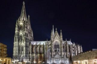 Köln, Dom, 2017