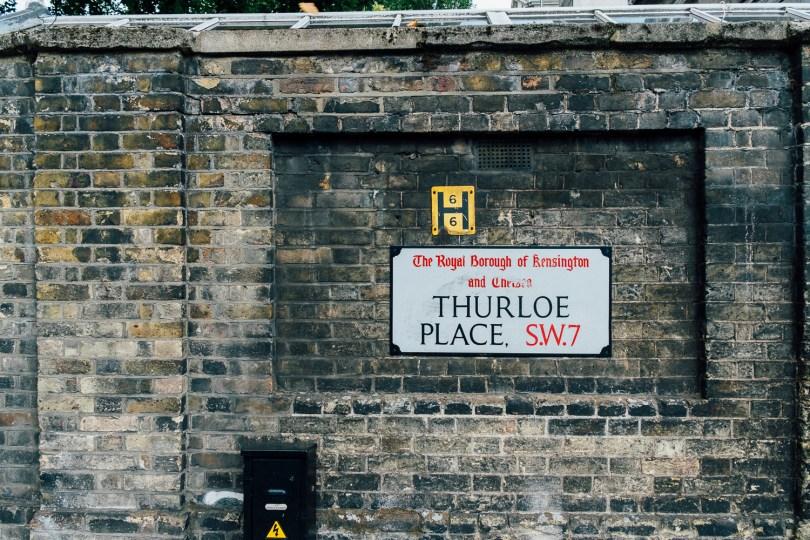 Thurloe Place London