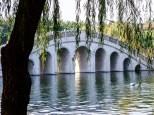 Über diese Brücke musst du gehen