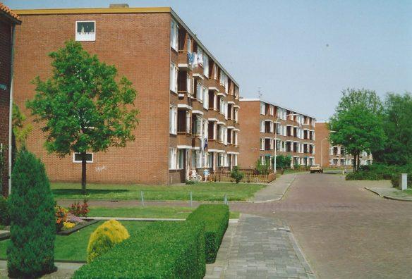 drie flats