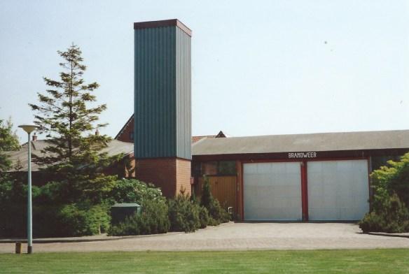 brandweer garage