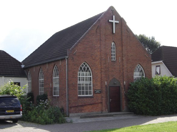vrij evangelische kerk