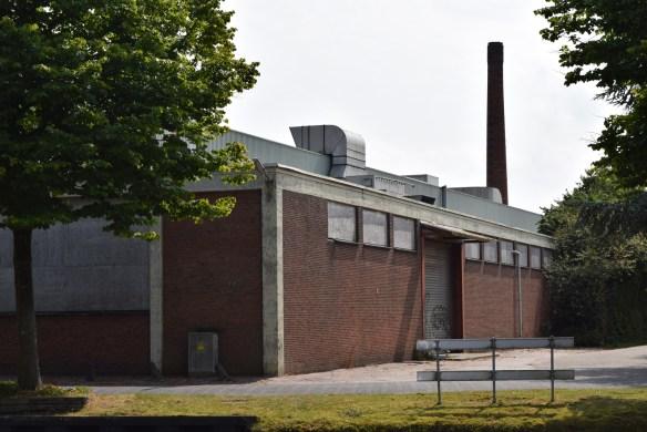 leegstaand gebouw