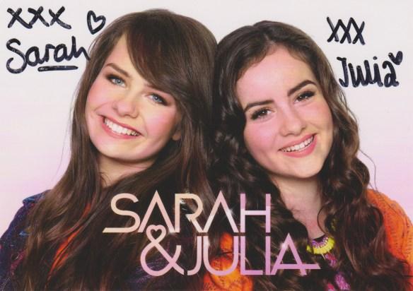 sarah en julia nauta