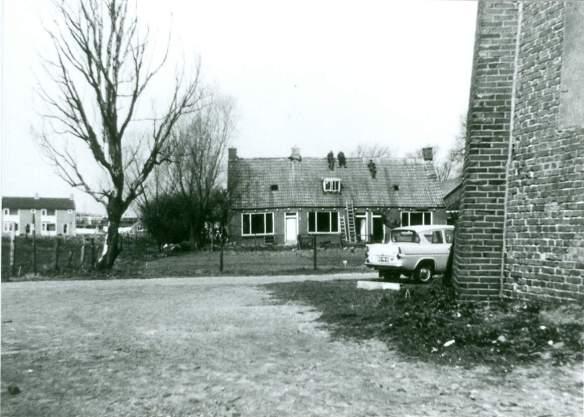 Scholtenswijk - afbraak woningen