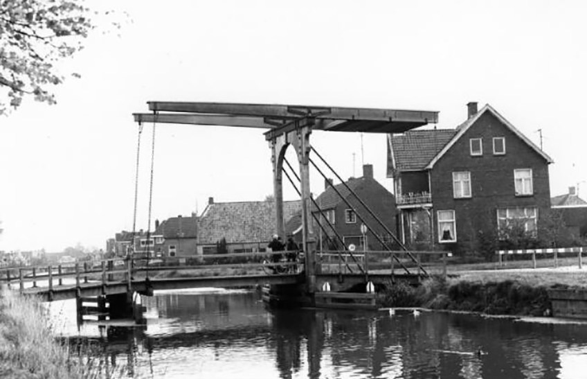 directeurswoning en albion brug