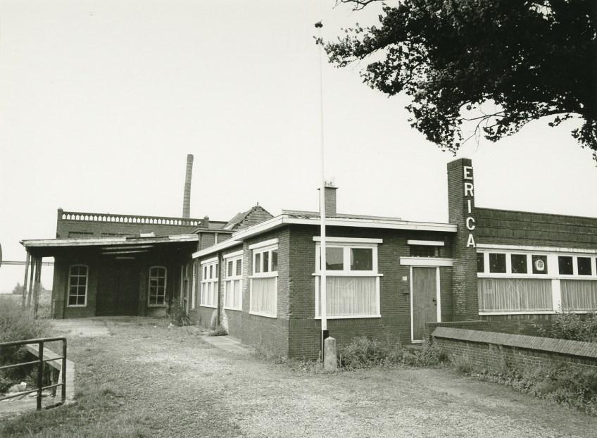 fabriek erica 1974