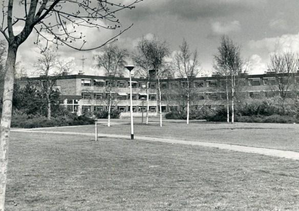 Bejaarden Centrum de molenhof 1967