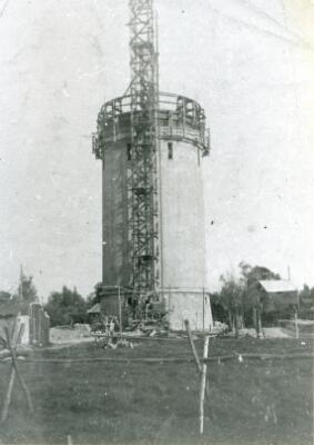 bouw 1938