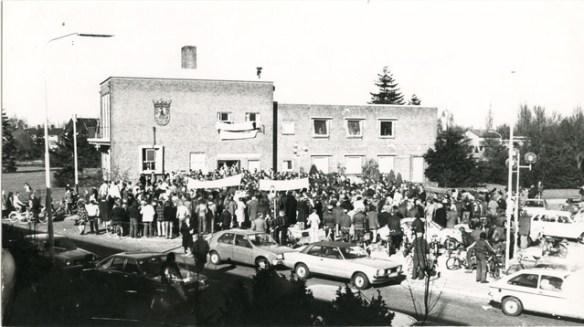 gemeentehuis staking