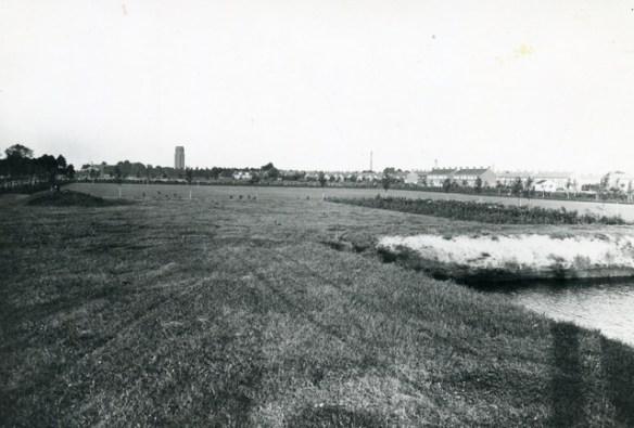 hendrik oosterhuis zwembad 1958