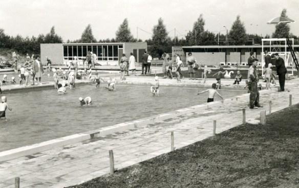 hendrik oosterhuis zwembad 1963-2