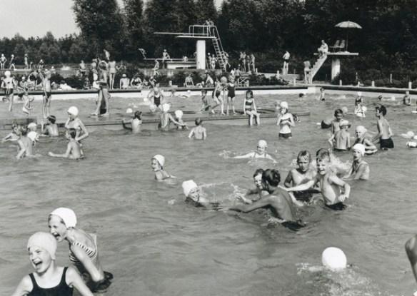 hendrik oosterhuis zwembad 1963-opening02
