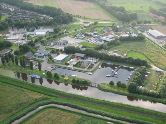 haven luchtfoto