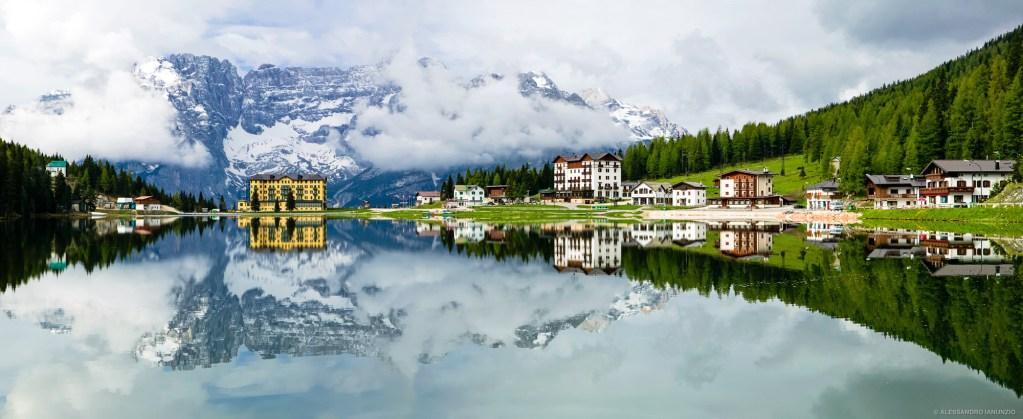 Lago Misurina Dolomiti