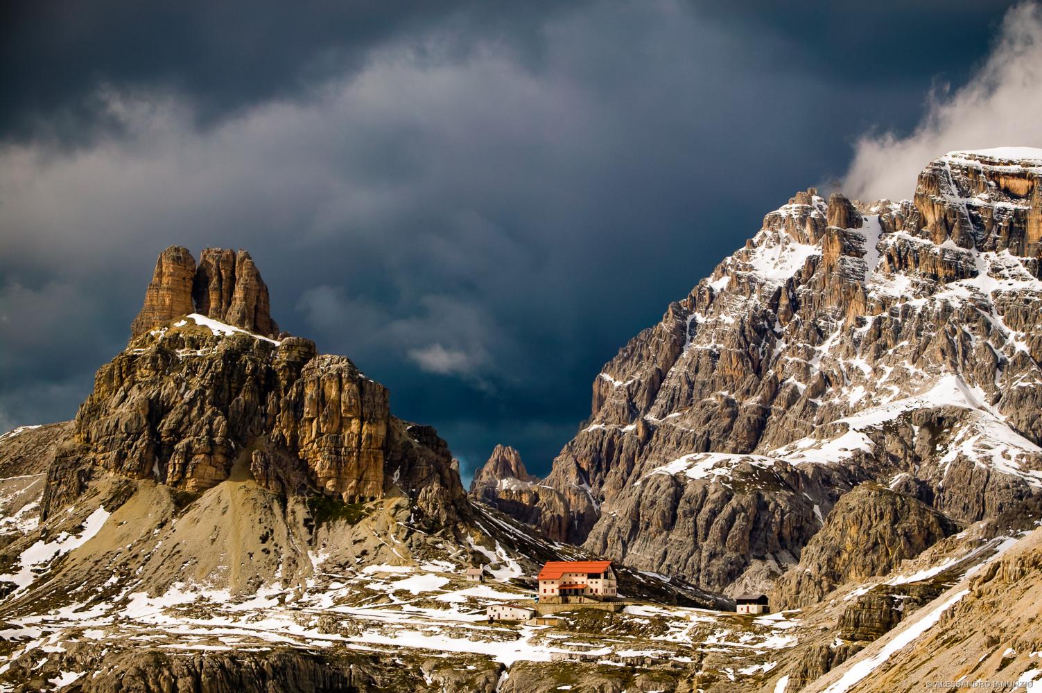 Tre cime di Lavaredo, Italia
