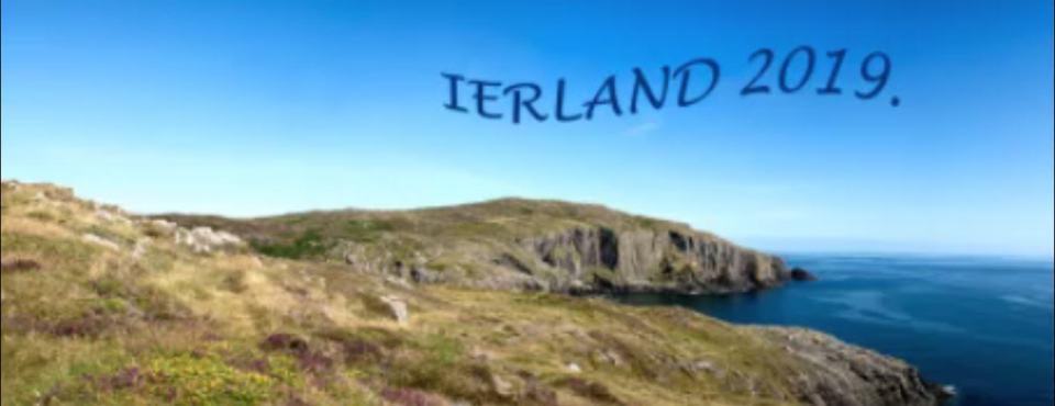 Greet Verelst – Ierland