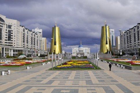 foto 10 Presidentieel paleis in Astana