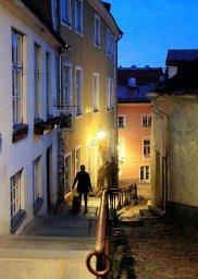 foto 11 avondsfeer in Tallinn