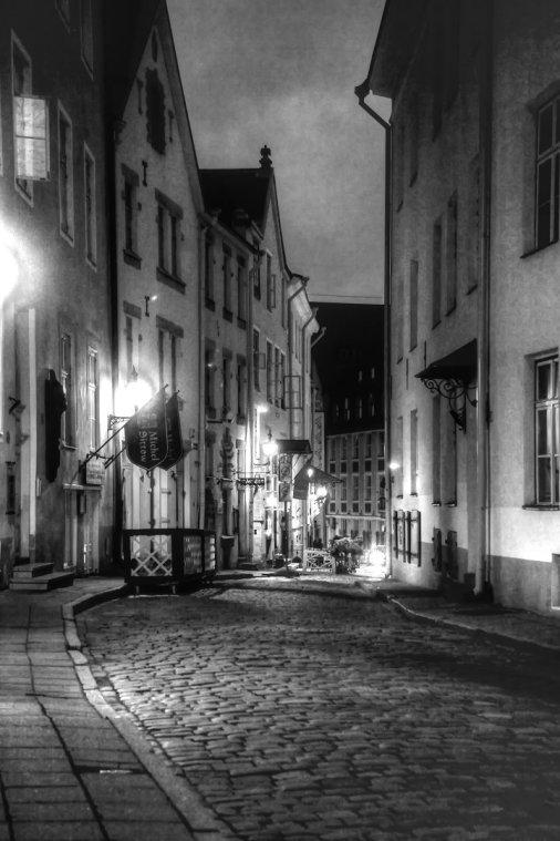 foto 12 Avondsfeer in Tallinn