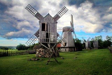 foto 9 De windmolens van Saarema
