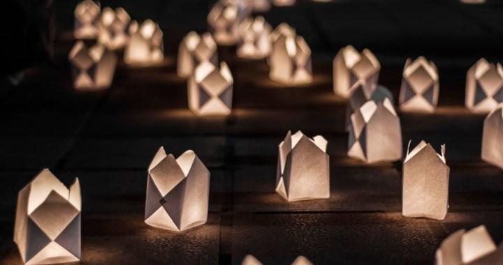 Festivalul luminii Arad 2013