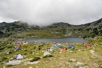 Lacul Bucura - Parcul National Retezat
