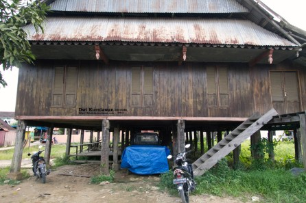 Rumah Panggung Kampung Baka 2