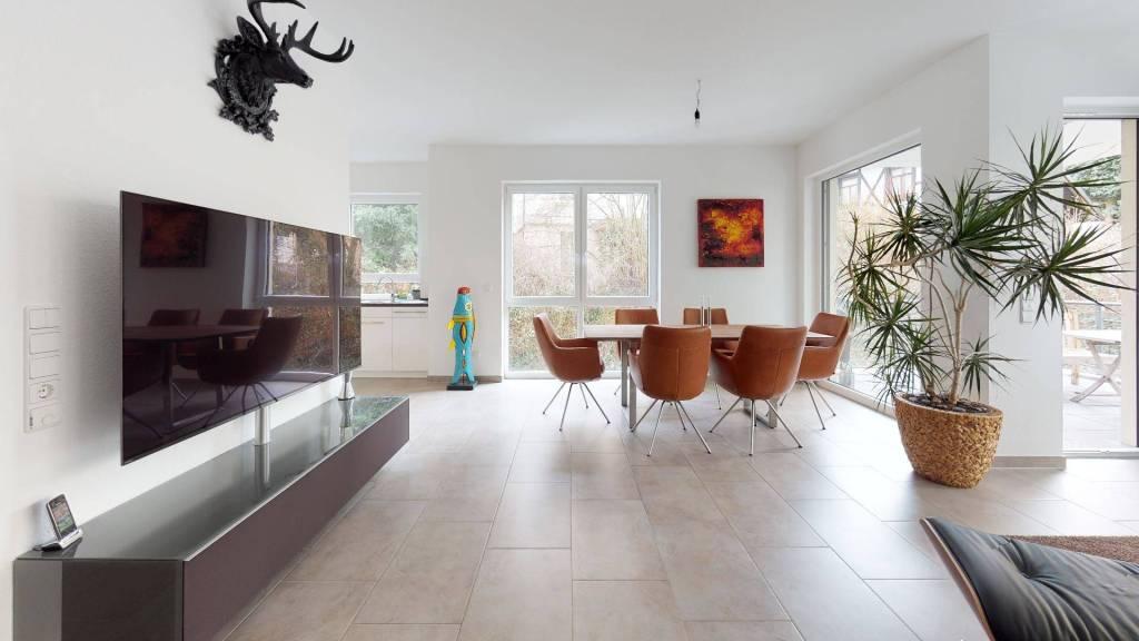 G17 Living Room 360°-3D-Virtual-Tours – interaktive virtuelle Besichtigungen und Objekt-Rundgänge aus der Ferne, als wäre man selber dort.