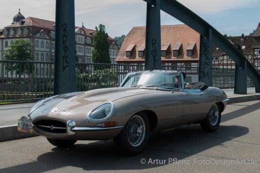 Jaguar E-Type Cabrio 1966