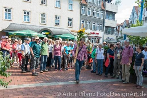 51 Eroeffnung Lutherweg1521 Bad Hersfeld_Foto_Artur Pflanz FotoDesignArt