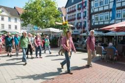 52 Eroeffnung Lutherweg1521 Bad Hersfeld_Foto_Artur Pflanz FotoDesignArt