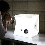 Caja de luz para fotografía o mini estudio portátil