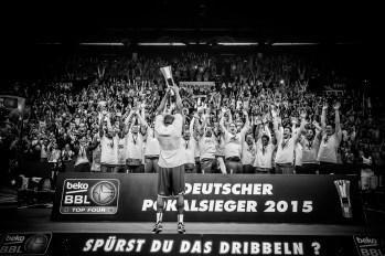 12.04.2015 Beko BBL TOP Four Oldenburg