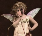 Un Fotomontaje Angelical, tu cara en un Angel Cupido