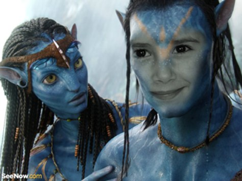Fotomontaje gratis Avatar