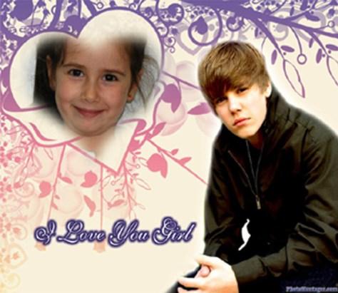 Fondito Justin Bieber