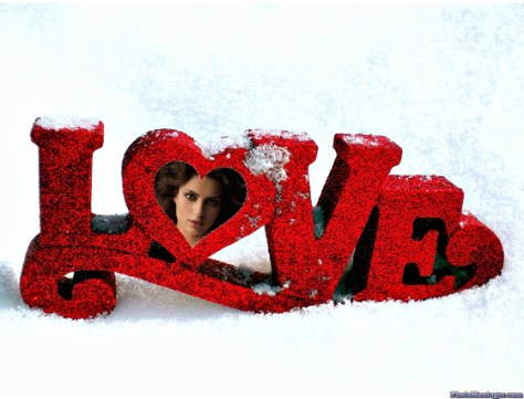 Fotomontajes de Amor