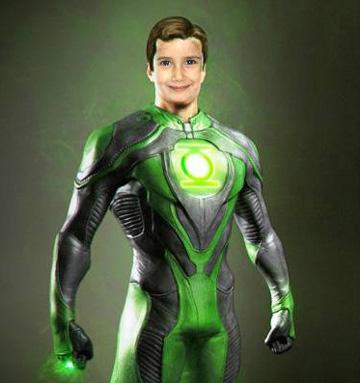 Disfraz Superhéroe