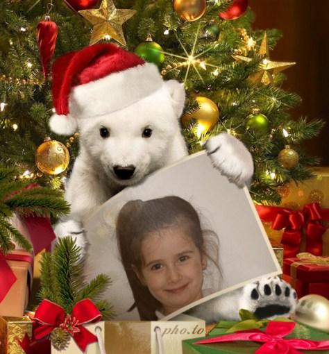 Fotomontajes Navidad