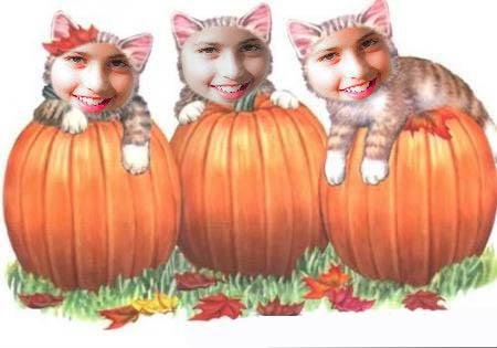 Montajes Fotográficos de Halloween.