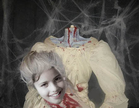 Free Halloween Photo Effects.