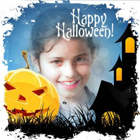 Montajes online Halloween gratis.