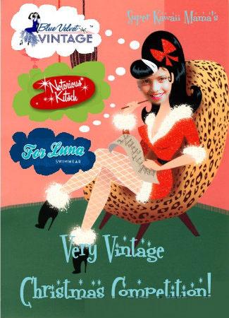Fotoefectos Vintage de Navidad.