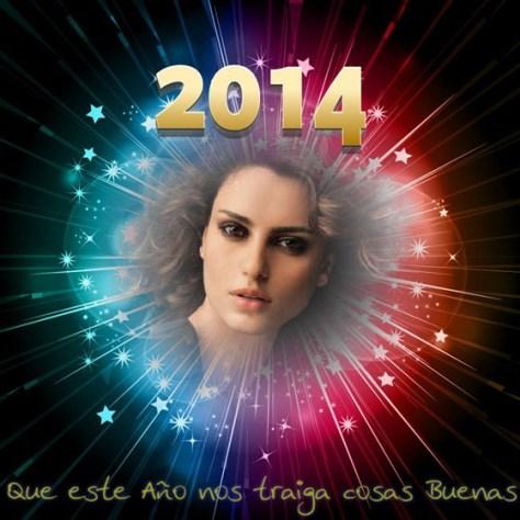 Felicitación Año Nuevo 2014.